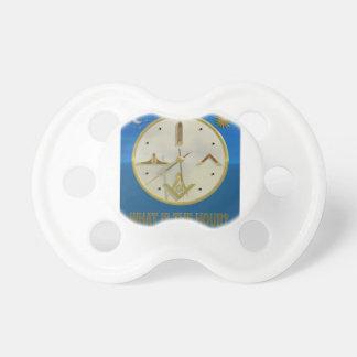Masonic Hour Pacifier