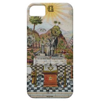 Masonic Imagery II iPhone 5 Cover