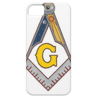 masonic iPhone 5 cover