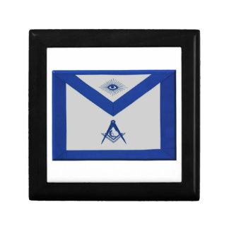 Masonic Junior Deacon Apron Gift Box