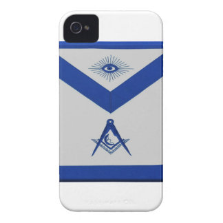 Masonic Junior Deacon Apron iPhone 4 Case-Mate Cases