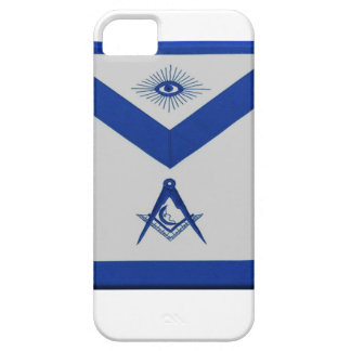 Masonic Junior Deacon Apron iPhone 5 Cover