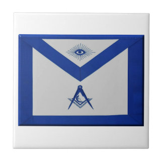Masonic Junior Deacon Apron Tile