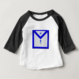 Masonic Junior Warden Apron Baby T-Shirt