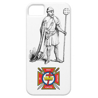Masonic Knights Templar iPhone 5 Case