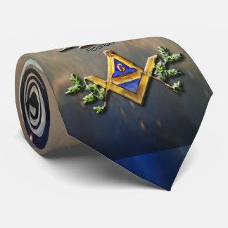 Masonic Life (Cosmos) Tie