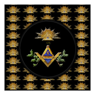 Masonic Life Poster