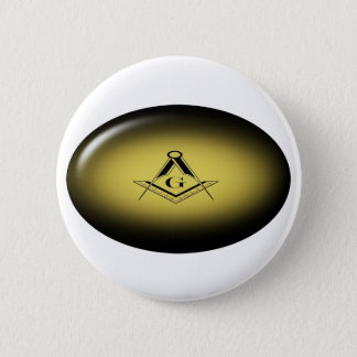 Masonic Light 2 Inch Round Button