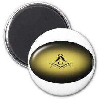 Masonic Light Magnet