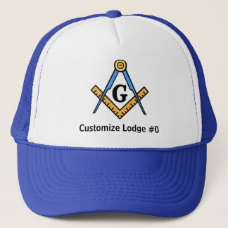 Masonic Lodge Trucker Hat