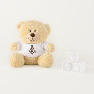 Masonic Minds (GoldenSwish) Teddy Bear
