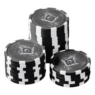 Masonic Minds (SilverySwish) Poker Chips