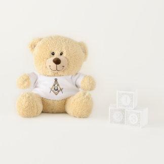 Masonic Minds (YellowSwish) Teddy Bear