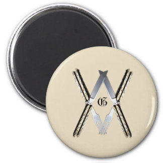 Masonic MouthsSs Magnet