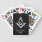 Masonic Playing Cards | Freemason Poker Deck