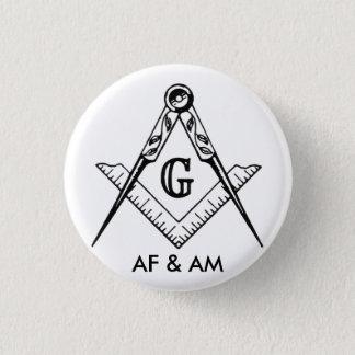 masonic pride 1 inch round button