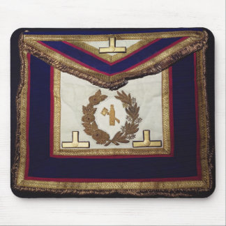 Masonic Regalia, from the Order of Turin Mouse Pad