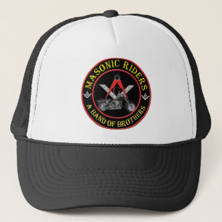Masonic Rider Brothers Hat