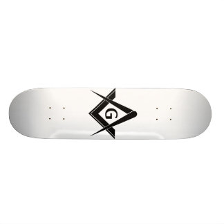 Masonic Skateboard