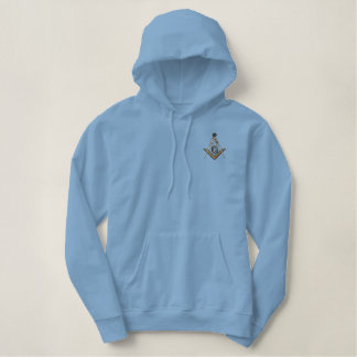 Masonic Square and Compass Athletic Jacket