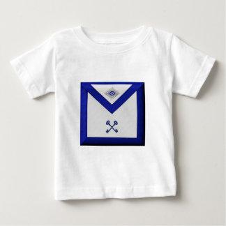 Masonic Treasurer Apron Baby T-Shirt
