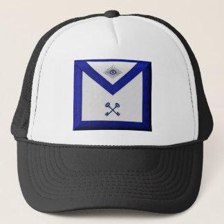 Masonic Treasurer Apron Trucker Hat