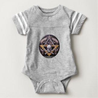 Masonic Virtue Baby Bodysuit