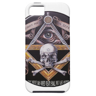 Masonic Virtue Case For The iPhone 5