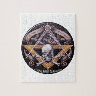 Masonic Virtue Puzzles