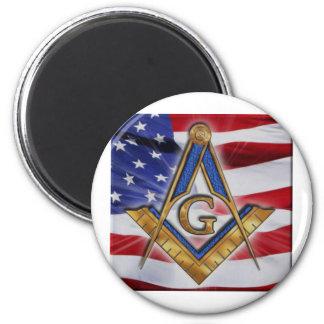 masonicflag magnet