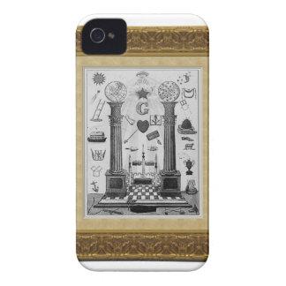 masonicpillars Case-Mate iPhone 4 case