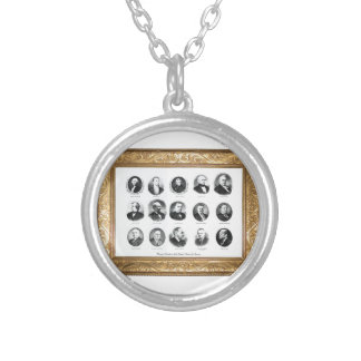 masonicpres (2) silver plated necklace