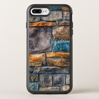 Masonry Stone Pattern OtterBox Symmetry iPhone 8 Plus/7 Plus Case