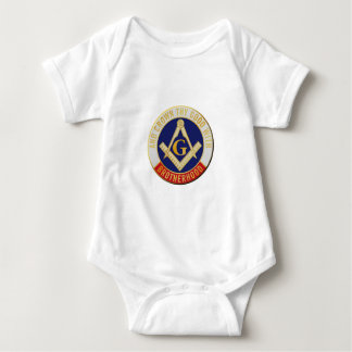 Masons Brotherhood Baby Bodysuit