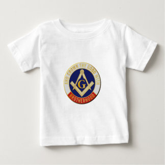 Masons Brotherhood Baby T-Shirt
