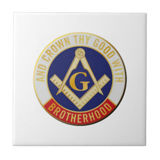 Masons Brotherhood Ceramic Tiles