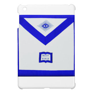 Masons Chaplain Apron iPad Mini Case