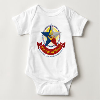 Masons of Texas Baby Bodysuit