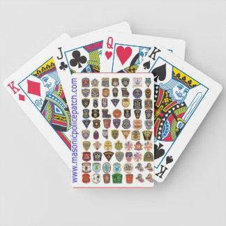 masons poker deck