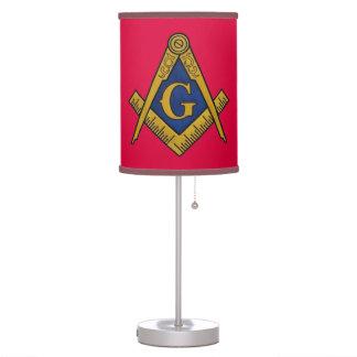 MASONS TABLE LAMP