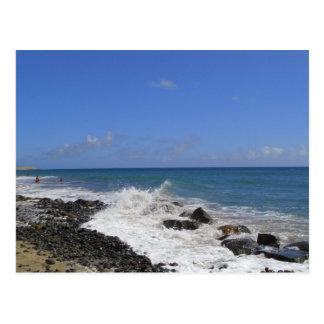 Maspalomas Shore Postcard