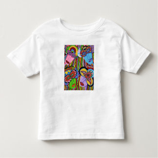 Masquerade 11 toddler t-shirt