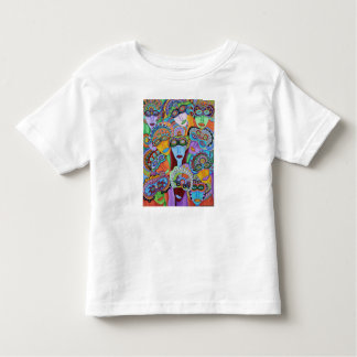 Masquerade 7 toddler t-shirt