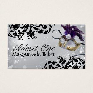 Masquerade Admission Tickets