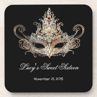 Masquerade Ball Coasters