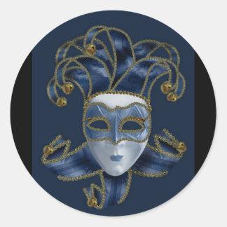 Masquerade Ball - Designer Sticker