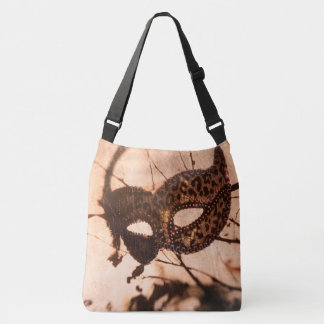 Masquerade Cross body  Tote