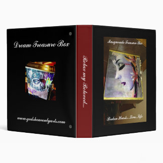 Masquerade Dream Binder
