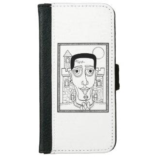 Masquerade Frank iPhone 6 Wallet Case