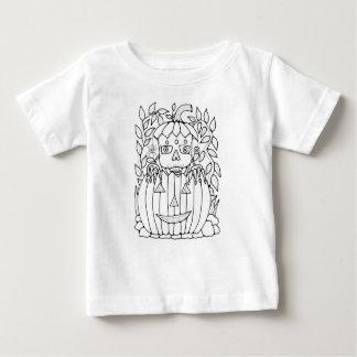 Masquerade Jack O Lantern Baby T-Shirt